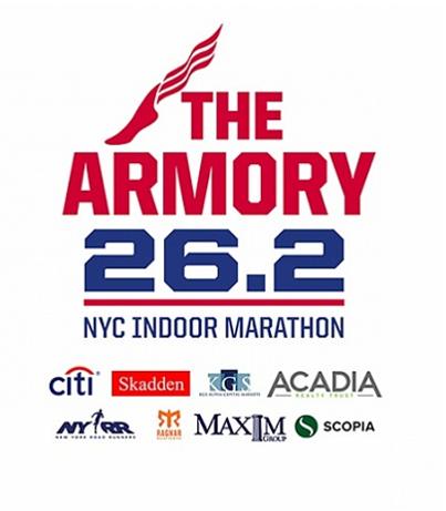 RaceThread.com Armory NYC Indoor Marathon