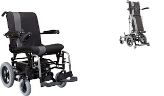 KP 80 Power Standing Wheelchair