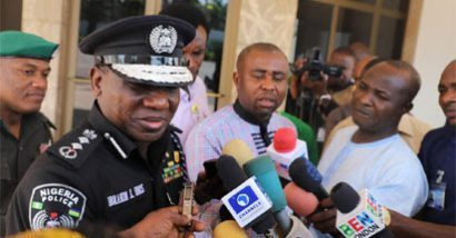 Dino Melaye Saga: IGP Removes Kogi Police Commissioner, Some Officers Detained
