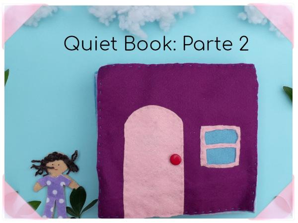 Quiet Book: Parte 2
