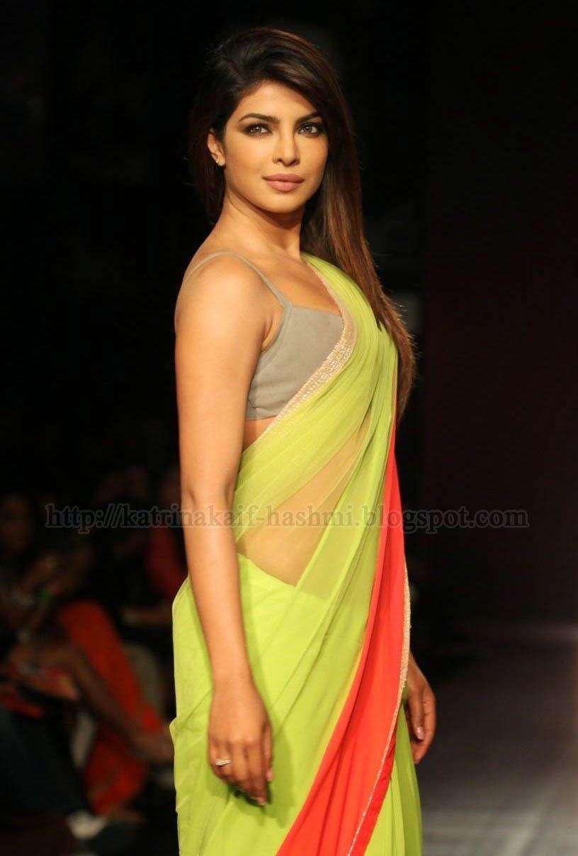 Katrina Kaif Priyanka Chopra Lakme Fashion Week-7938