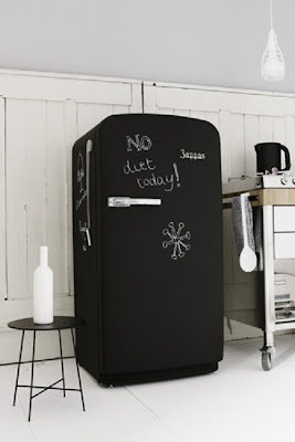 diy relooker le frigo simplette. Black Bedroom Furniture Sets. Home Design Ideas