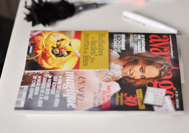 December Avantages Magazine