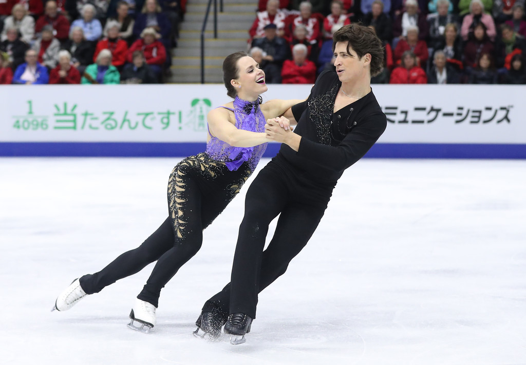 "tessa and scott ice dance dating Don't want to say good-bye to the 2018 pyeongchange winter olympics gold medal winning ice dancers tessa virtue and scott moir you can always meanwhile, tessa says she's single because she says she's too focused on her skating to date and allegedly lacks the ability to flirt ""scott always tells."
