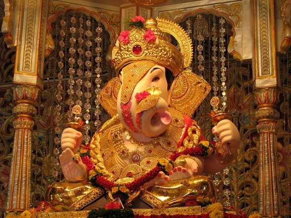 Ganesh Chaturthi: Lord Ganesh Pictures Images Wallpapers
