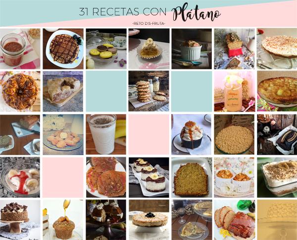 recetario-reto-disfruta-platano-recetas-dulces