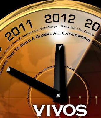 countdown to apocalypse 2012: vivos underground doomsday bunkers