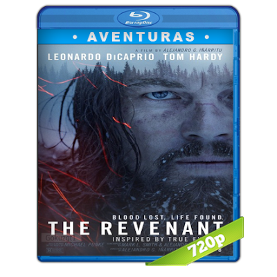 Revenant El Renacido (2015) BRRip 720p Audio Trial Latino-Castellano-Ingles 5.1