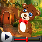 G4K Bear Cub Rescue Game Walkthrough