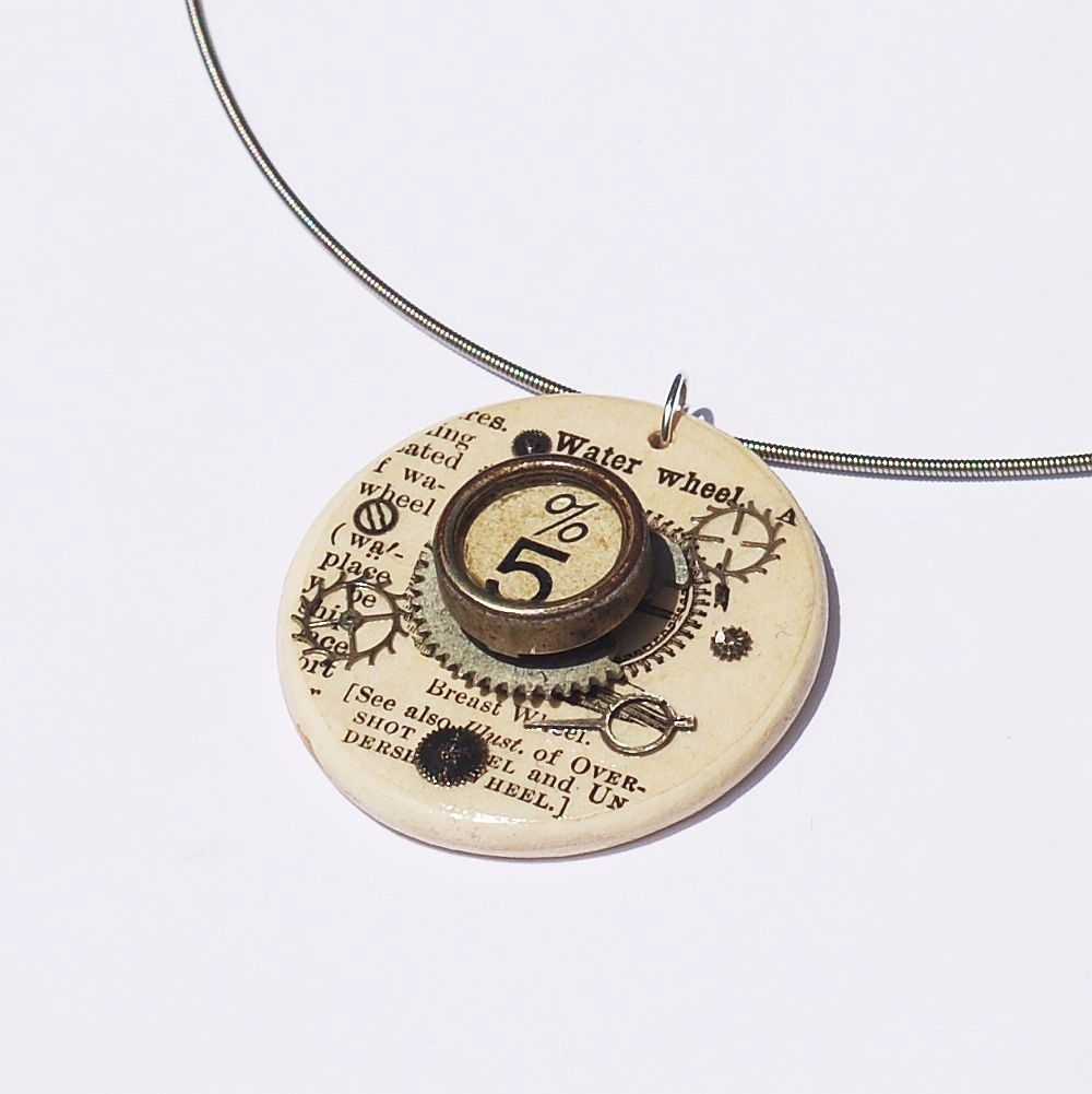guitar string jewelry by tanith rohe guitar string steampunk jewelry antique typewriter key. Black Bedroom Furniture Sets. Home Design Ideas