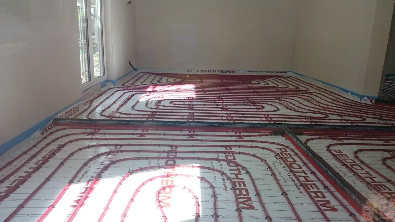 Fliesen Fugenlos Verlegen Fußbodenheizung Wohndesign - Fliesen fugenlos verlegen fußbodenheizung