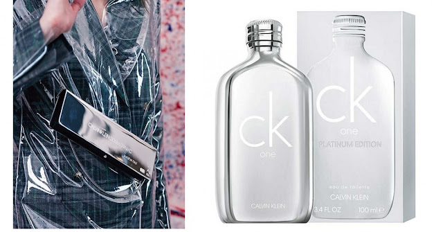 CK One Platinum Edition By Calvin Klein