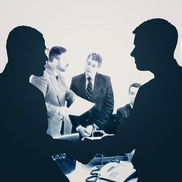 emprendedores dialogando