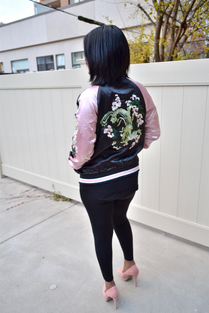 stylish bomber jackets le tote