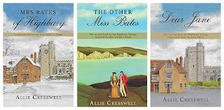 Allie Cresswell books - The Highbury Trilogy