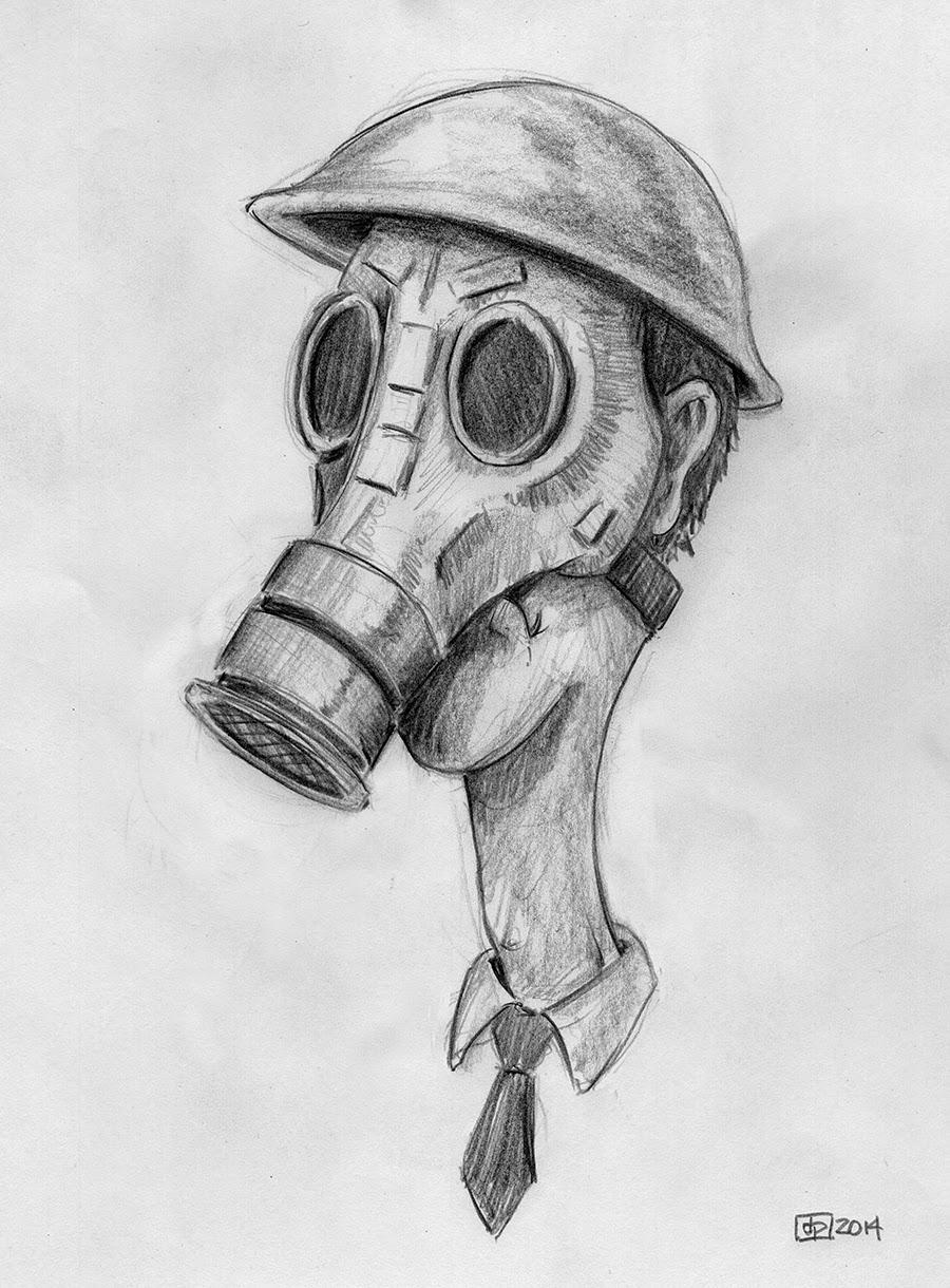 les dessins de daniel masque gaz gas mask. Black Bedroom Furniture Sets. Home Design Ideas