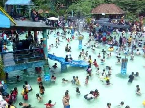 Kintamani Waterpark Ponorogo Jawa Timur