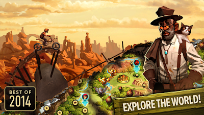 Download Trials Frontier Mod Apk+DATA v5.1.1 Update Terbaru