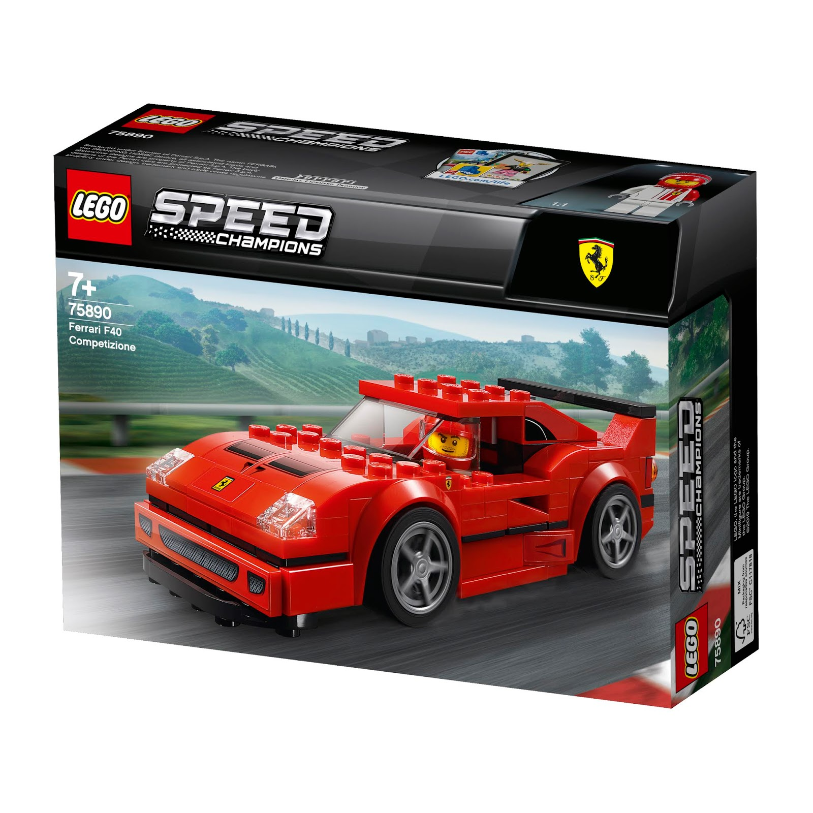 detoyz shop new 2019 lego speed champions set official. Black Bedroom Furniture Sets. Home Design Ideas