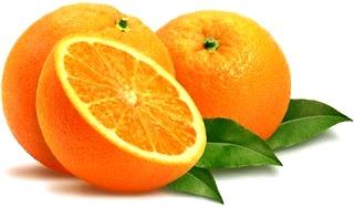 Foto de la naranja - Fruta cítrica
