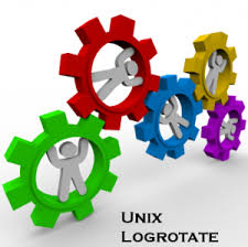 Log rotate in unix