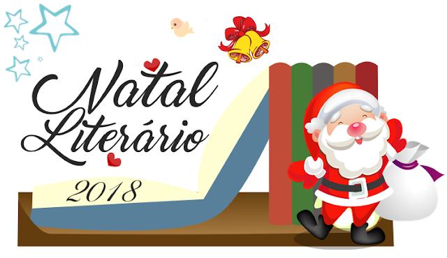 Sorteio   Natal Literário, 40 livros para encher sua estante