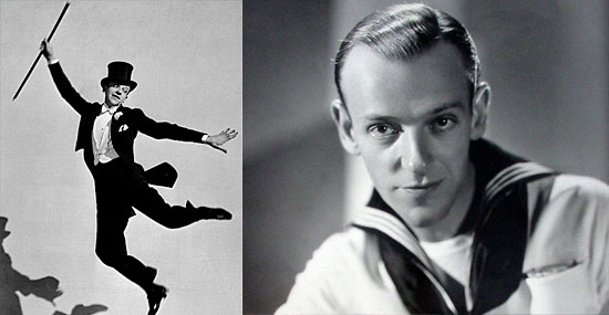 Fracasso dos Famosos - Fred Astaire