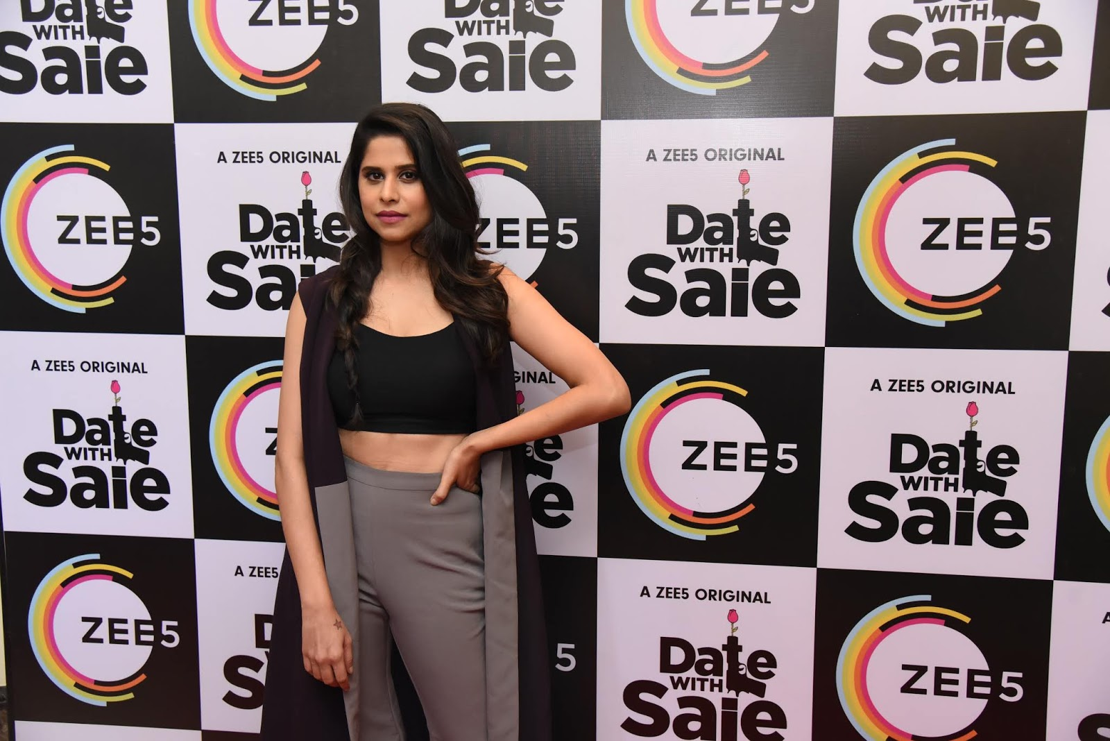 ZEE5 LAUNCHES THEIR MUCH AWAITED SERIES 'DATE WITH SAIE'