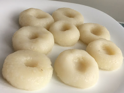 Kluski z ziemniaków z dziurką