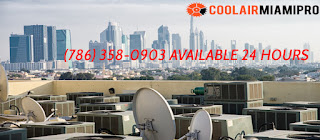 ac repair Downtown Miami
