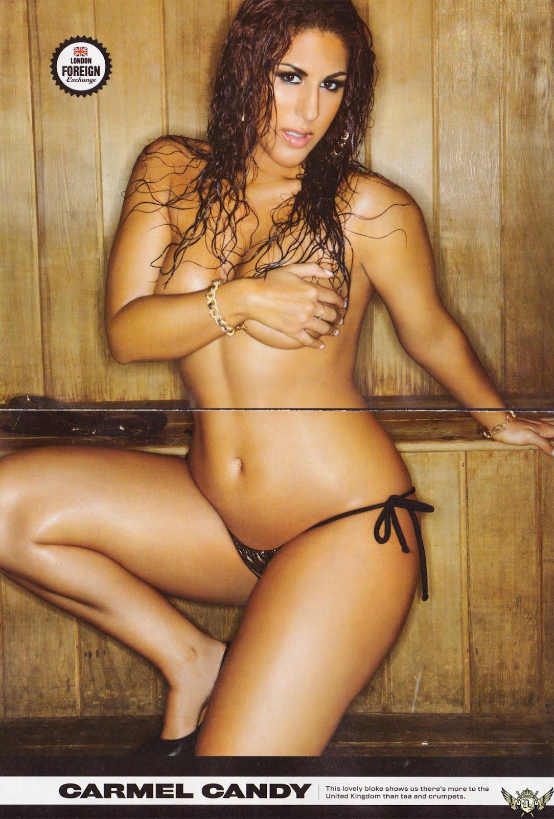 Were nude on king magazine