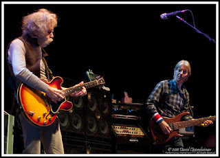 Phil Lesh and Bob Weir