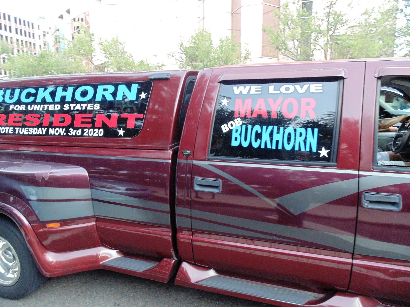 The Ybor City Stogie Bob Buckhorn For President