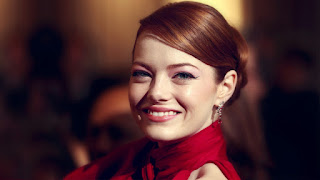 Emma stone cute smile super wallpapers