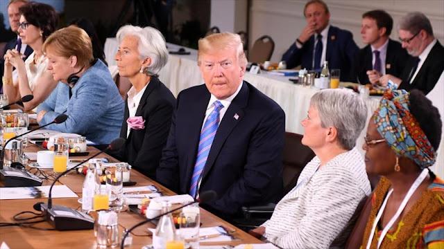 FMI alerta de medidas comerciales unilaterales 'dañinas' de EEUU