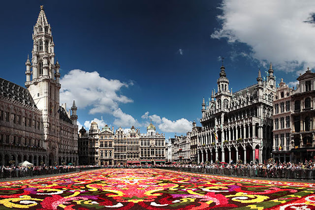 Best Places to Visit in Brussels, Brussels Attractions