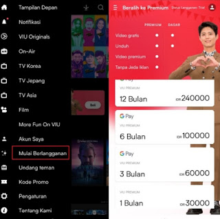 How to buy VIU Premium with Telekomsel iPhone credit / Subscribe to VIU with credit / Tokopedia