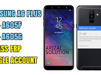 Bypass Frp Google Account Samsung Galaxy A6+ Plus (SM-A605F - SM-A605G) Dengan Rom Combination 2018