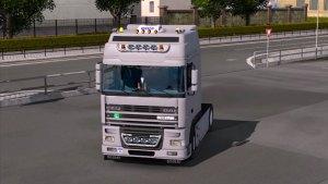DAF XF 95 Reworked truck mod