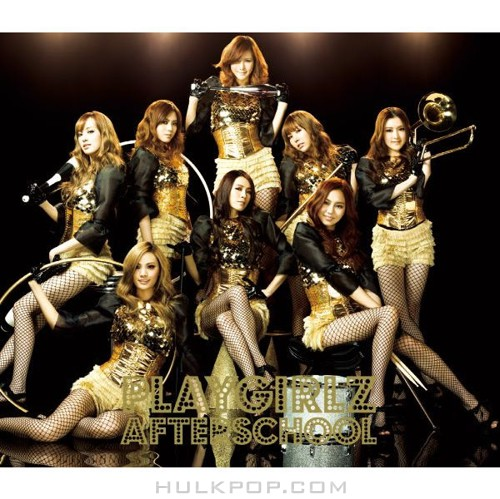 After School – PLAYGIRLZ (Japanese) (FLAC + ITUNES PLUS AAC M4A)