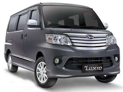 Daihatsu Luxio baru 2016