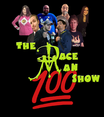 episode 100 podcast Dace Man Show