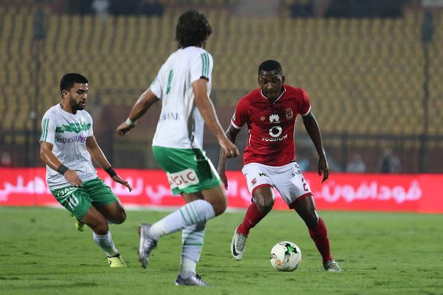 يلاشوت ... مشاهدة مباراة الاهلى و المصرى 25-4-2019