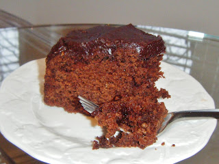 Cola Chocolate Cake