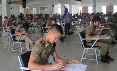 Tes Sekolah Ikatan Dinas