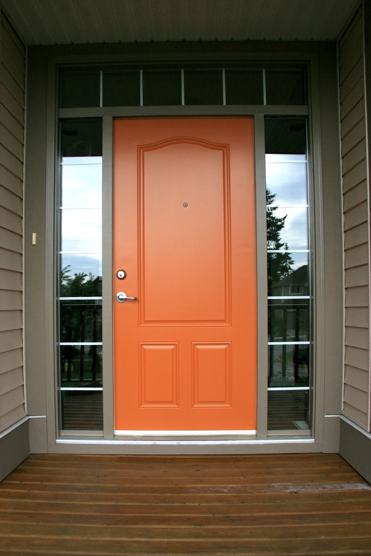Colorful Front Doors: 40 PHOTOS OF COLORFUL FRONT DOOR