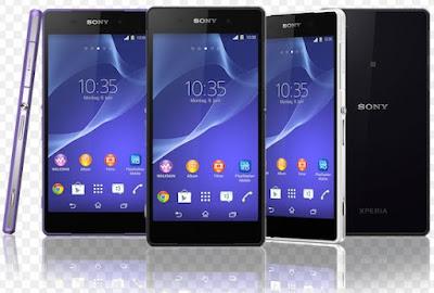 Gambar Sony Xperia Z2 D6503