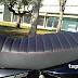 Transformación de un asiento de Yamaha XJR 1300