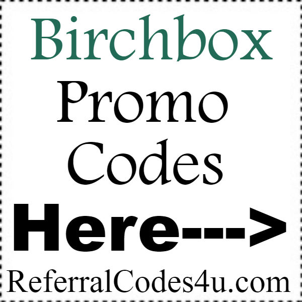 Birchbox Promo Codes 2016-2017, Birchbox.com Discount Code September, October, November