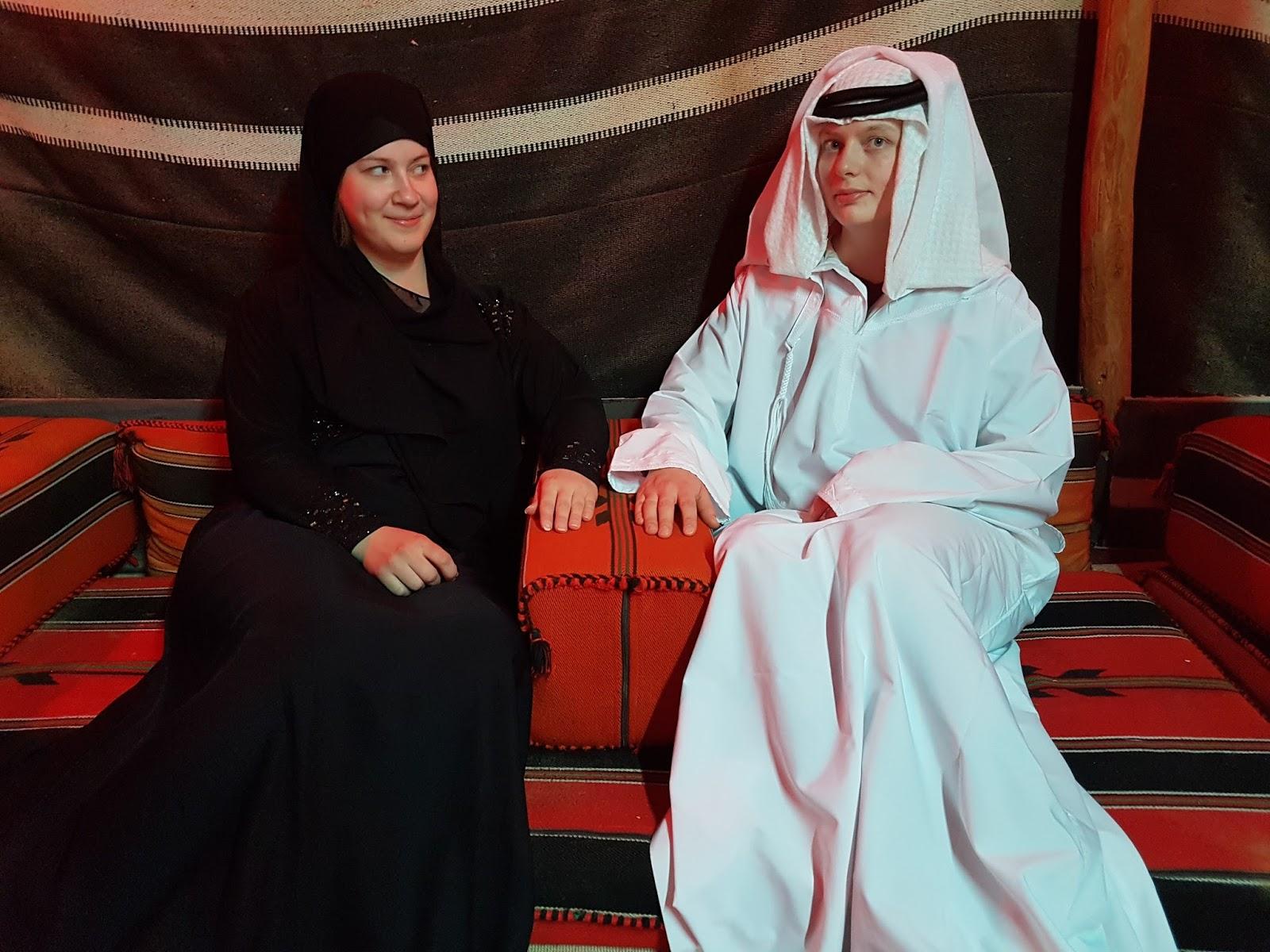 Dubai dating huijauksia